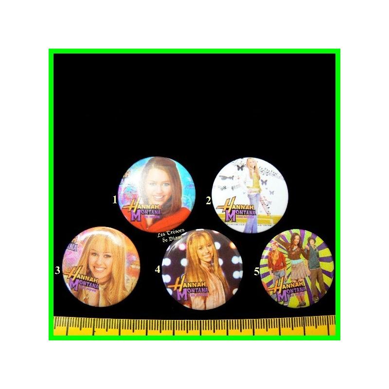 Badge HANNAH MONTANA