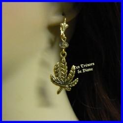 Boucles d'oreilles PRINTEMPS