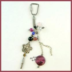 Bijoux de sac FLORALINE