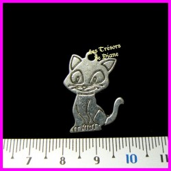 Charm CHAT DISNEY bi-face