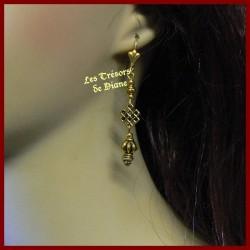 Boucles d'oreilles LOLA