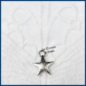 Charm étoile STELLA bi-face