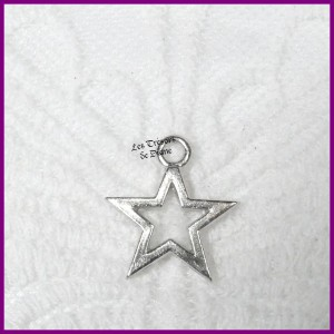 Charm étoile STARLIGHT bi-face