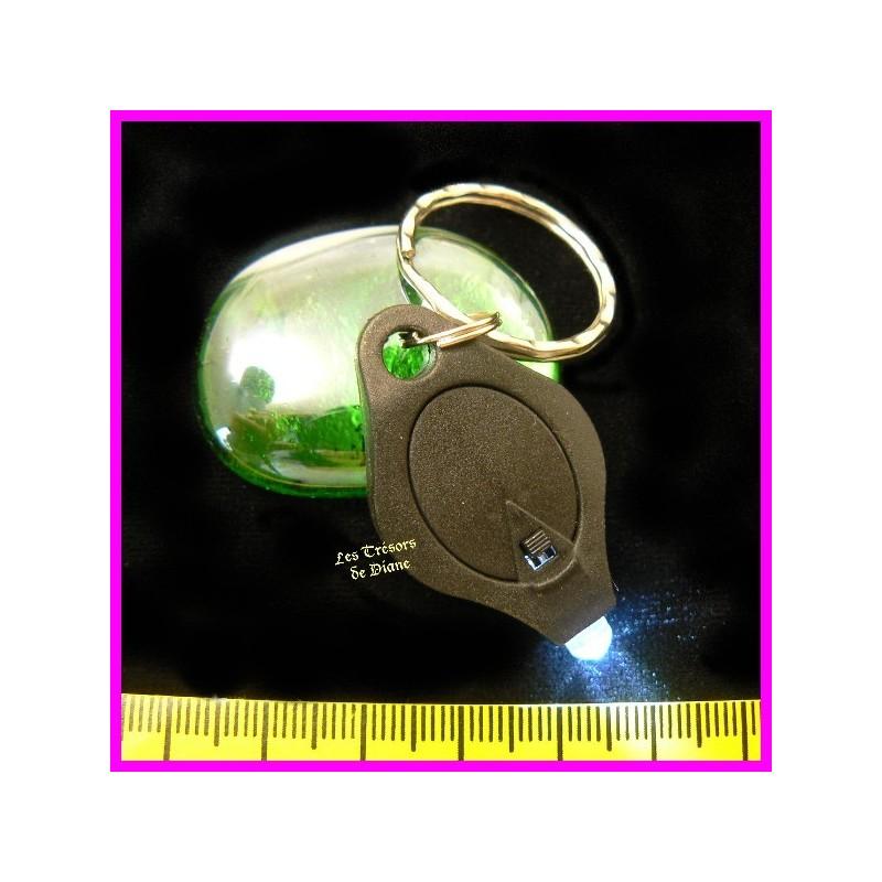 Porte-clés lampe LED
