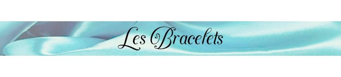 Bijoux bracelets pierres fines, ethnique, verre LES TRESORS DE DIANE